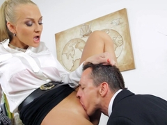 Horny pornstar in Fabulous Blowjob, Big Tits xxx movie