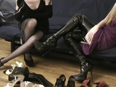 My Shoes For Ballbusting