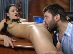 HornyOldGents Video: Sibylla and Marcus M
