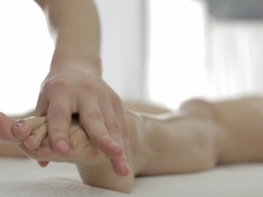 Massage hard core sex with anal