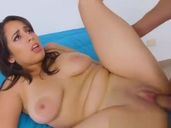 Chesty Slut Nina Lopez Gets Intense Drilling
