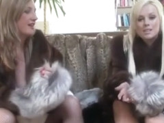 Double Diva Humiliation starring Leona Lee and Syren Sexton