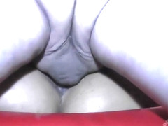 Creampie for every man filling her here