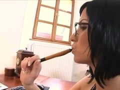 Renata Black plowed in her hot pussy