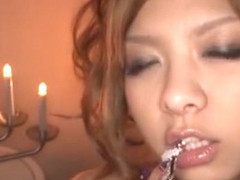 Fabulous Japanese chick Rin Aikawa in Incredible Cumshots, Handjobs JAV movie