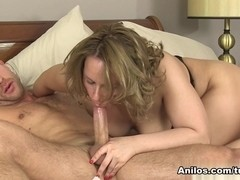 Ashley Rider in Hardcore Scene