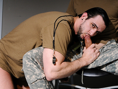 Joey Moriarty & Phenix Saint in Interrogation Training - DrillMyHole