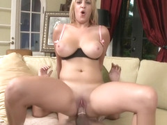 Blonde monique fuentess slit licked well