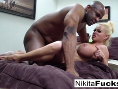 Nikita Von James in Home Movie Of Nikita Von James And Prince Yahshua - NikitaVonJames