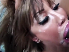 Ava Devine Gets Face Fucked