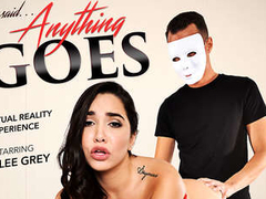ANYTHING GOES featuring Karlee Grey
