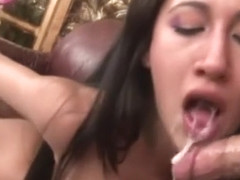Amia Miley Deep throating