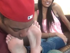 Cherry Hilson Foot Fetish