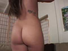 Best pornstar Rosalie Ruiz in Crazy Latina, Blowjob xxx scene