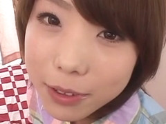 Hottest Japanese whore Miku Morimoto in Fabulous JAV uncensored Blowjob scene