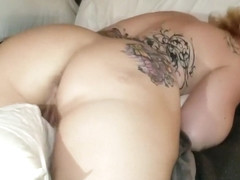 Girl anal masturbate on cam