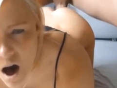 Horny Stepmom From Finland Try Anal For First Time