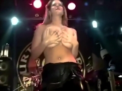 huge tits wet t-shirt contest