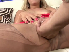 Fabulous pornstar Missy Lynn in Best Handjobs, HD porn video