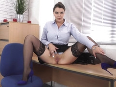 Teri Weigel Milf Masturbate The Black Cocks