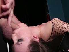 brandy aniston's oral chamber scene 3