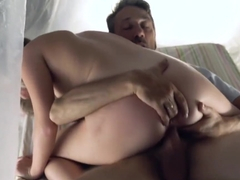 Big Dick DILF Steve Holmes Gives Vienna Rose A Creampie