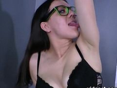 Amazing pornstar Corazon Del Angel in Fabulous Masturbation, Big Ass sex clip