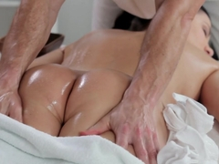 Crazy pornstars Gabriella Daniels, George in Incredible Massage, Big Tits xxx video