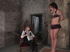 Fabulous fetish xxx clip with amazing pornstars Aiden Starr and Sara Faye from Wiredpussy