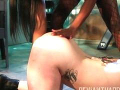 Diamonds In The Rough: Ana Foxxx, Katie St. Ives - KINK