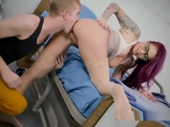 Freaky Doctor Monique Alexander Gets Her Pussy Ruined