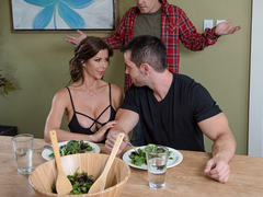 Alexis Fawx & Duncan Saint in The Nest Is The Best - BRAZZERS
