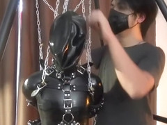 Crazy xxx video Hogtied unbelievable exclusive version