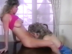 Tracey Adams Enjoys a Woman's Touch on the Kitchen Table