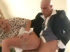 Hot lexxis brown doggystyle fucking