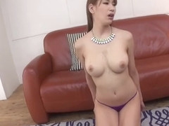 Slutty japanese hottie nami itoshino with round tits fucking