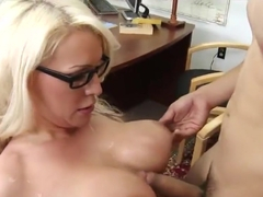 Hottest porn movie Blonde unbelievable only for you