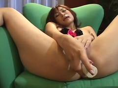 Mika Mizuno in nonsolo masturbation fun