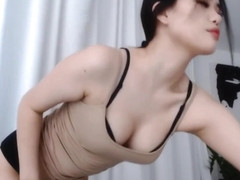 Beautiful Korean Girl live Show