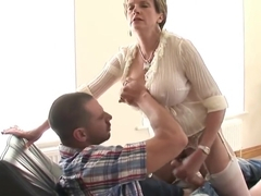 Mature Goddess Gets Awesome Cumshot 143.SMYT
