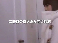 Horny Japanese chick Hirono Imai in Amazing Stockings JAV scene