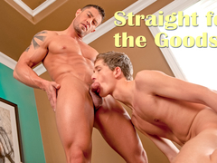 Cody Cummings & Preston Burgess in Straight for the Goods XXX Video