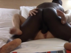 british white milf whore bbc anal black stockings