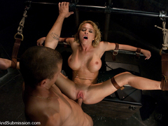 Mr. Pete & Krissy Lynn in Krissy Lynn - SexAndSubmission