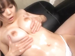 Anmi Hasegawa Asian model in sex action part3