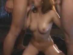 Crazy Japanese model Shiori Kamisaki in Incredible Doggy Style, Big Tits JAV video