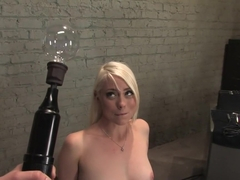 Incredible fetish adult video with hottest pornstar Lorelei Lee from Wiredpussy