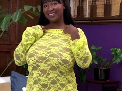 Crazy pornstar Marie Leone in Exotic Interview, Black and Ebony adult scene