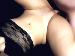 Getting Fucked and Choked By Hubby