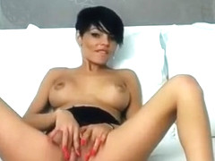 Sexy babe Alexy Bella with big nice boobs EROINAOPcom